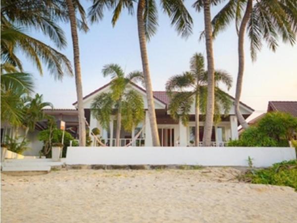 2 Bedroom Beach Front Villa Bangrak Koh Samui