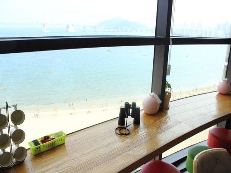 Jini Guest House, Suyeong