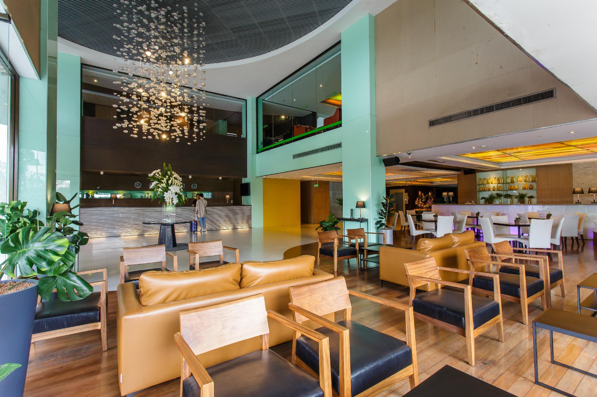 Jazzotel Bangkok, Wang Thonglang