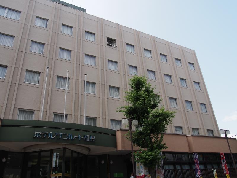 Hotel Sunroute Fukushima, Fukushima
