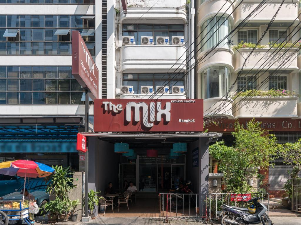 Recensie The Mix Bangkok Silom Hotel Reviewing System