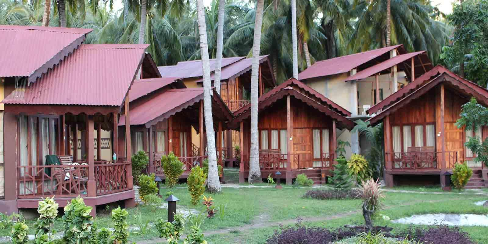 Silver Sand Beach Resort-Neil Island, South Andaman