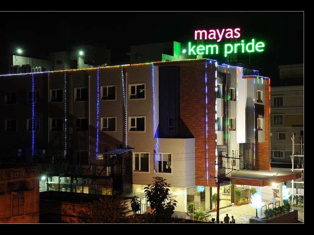 Mayas Kem Pride Hotel, Tiruchirappalli