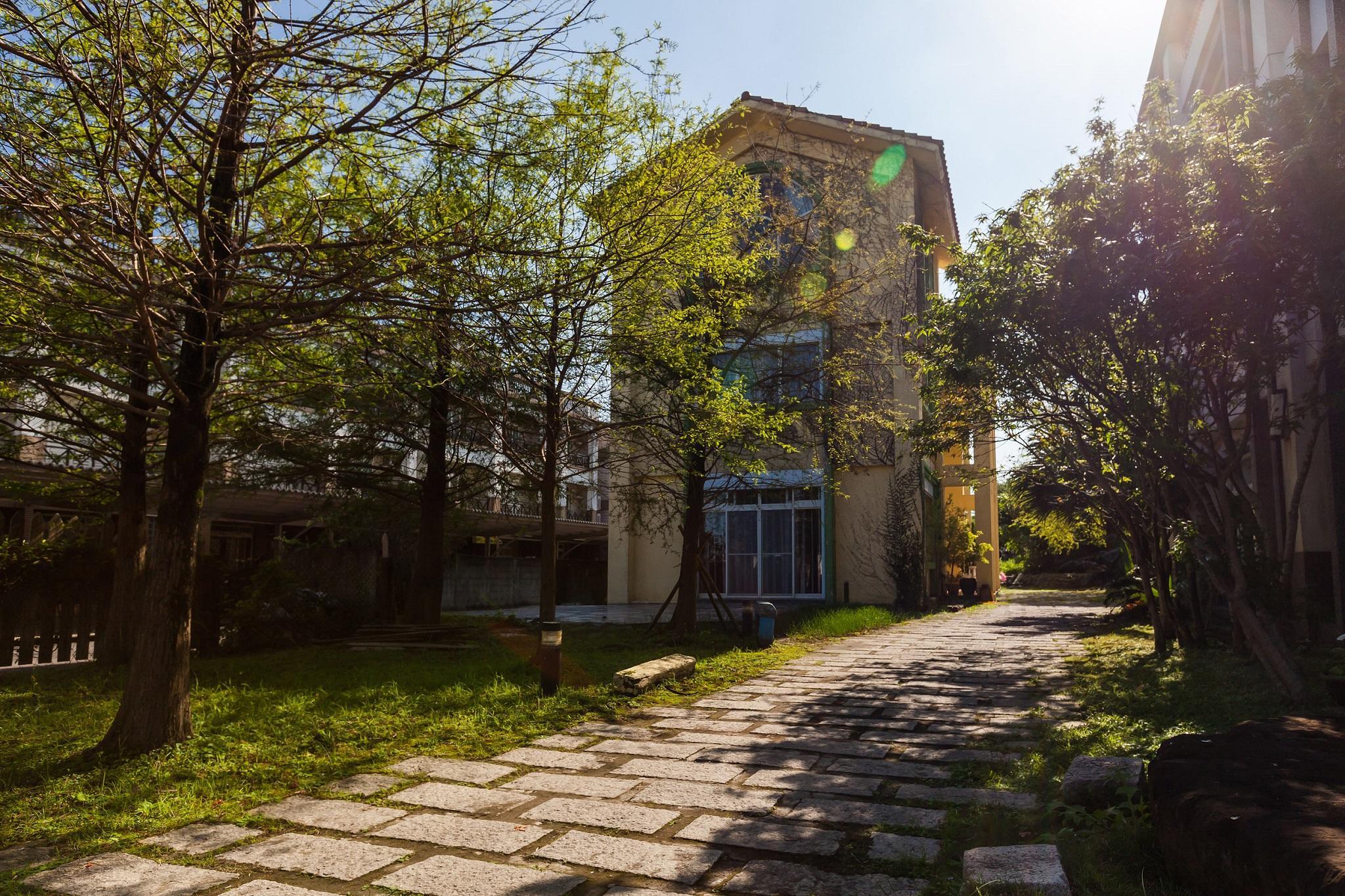 City House, Yilan