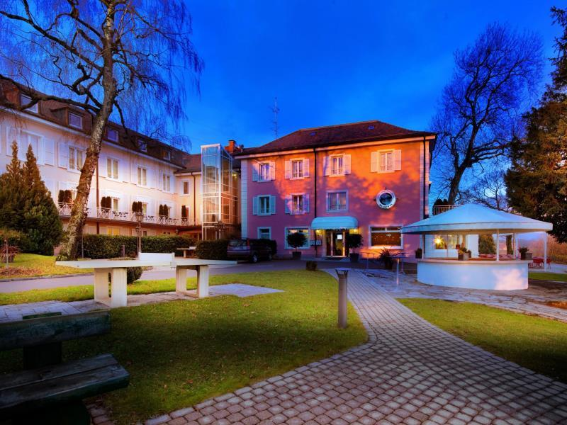 Hotel Du Leman - Centre De Seminaires, Pays-d'Enhaut