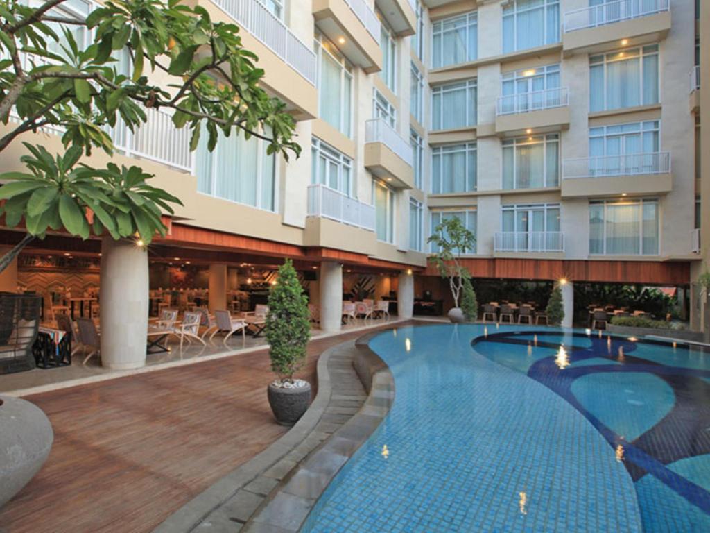 Hotel Bintang 4 Murah di Kuta Bali