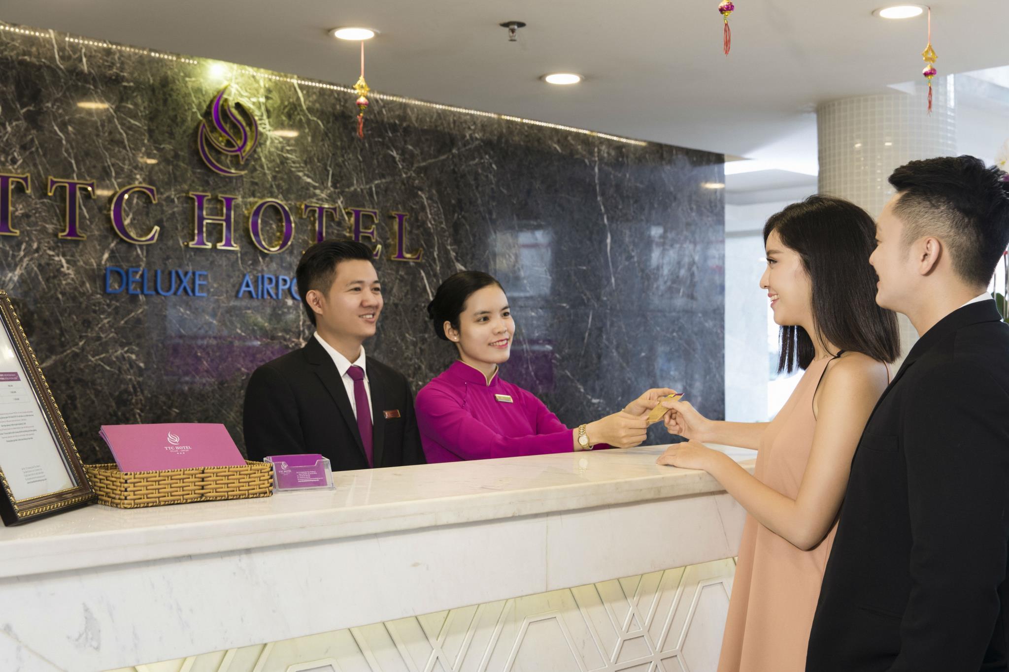 Khách Sạn Thanh Bình 1 Sài Gòn