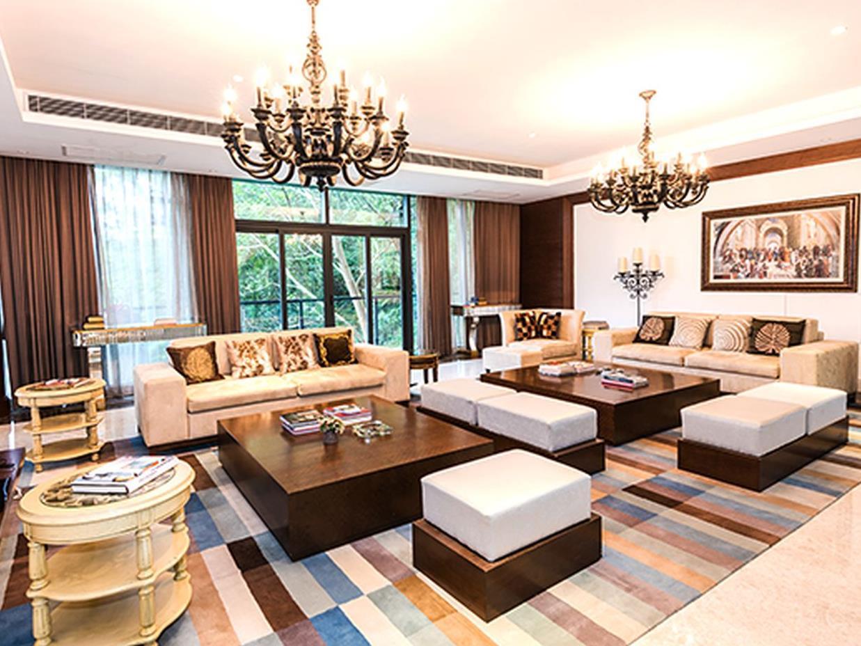 Huizhou Tujia Sweetome Resort Villa-Luofu Mountain Luofu Tianfu, Huizhou