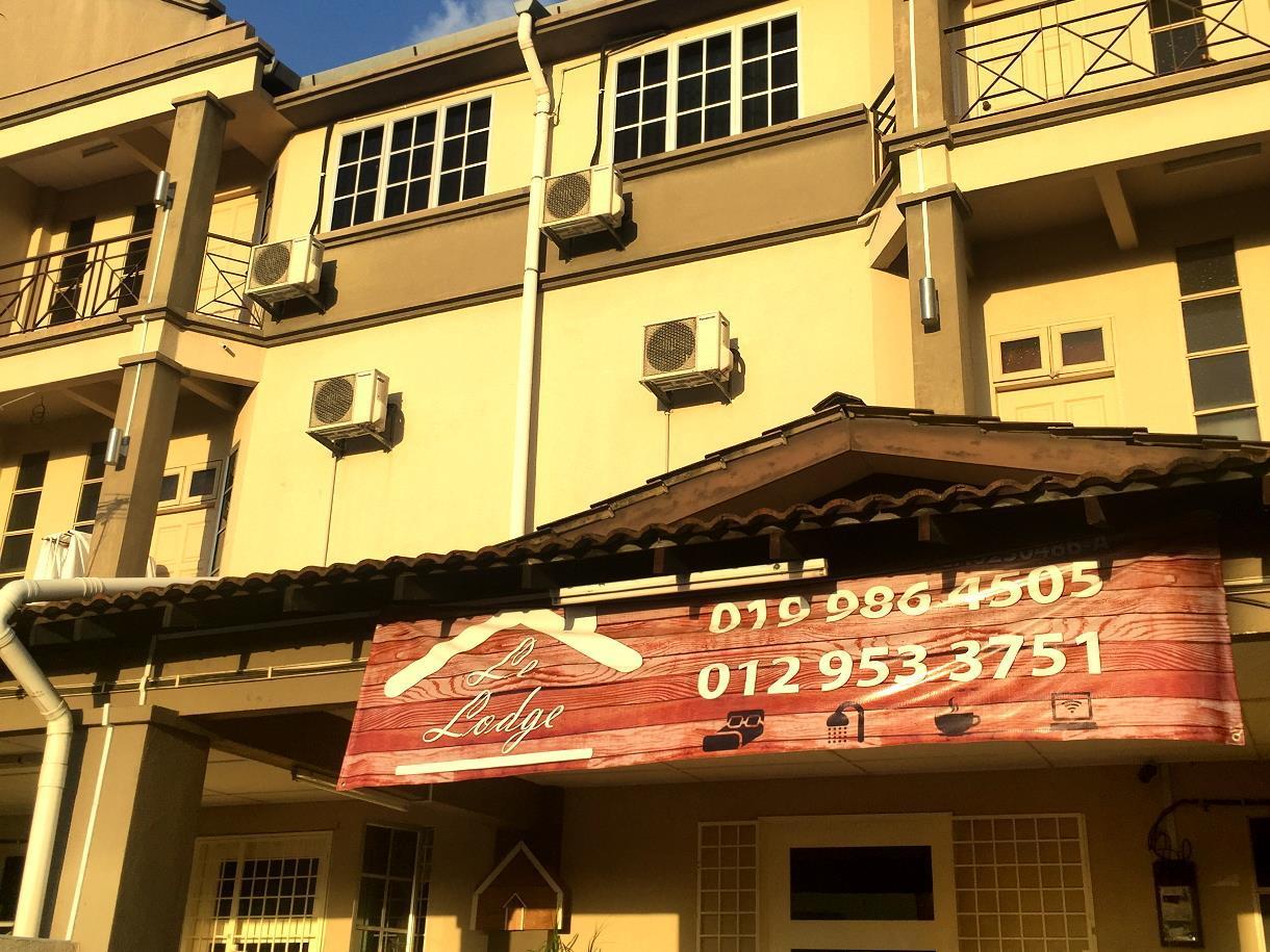 Le Lodge Guesthouse, Kuantan
