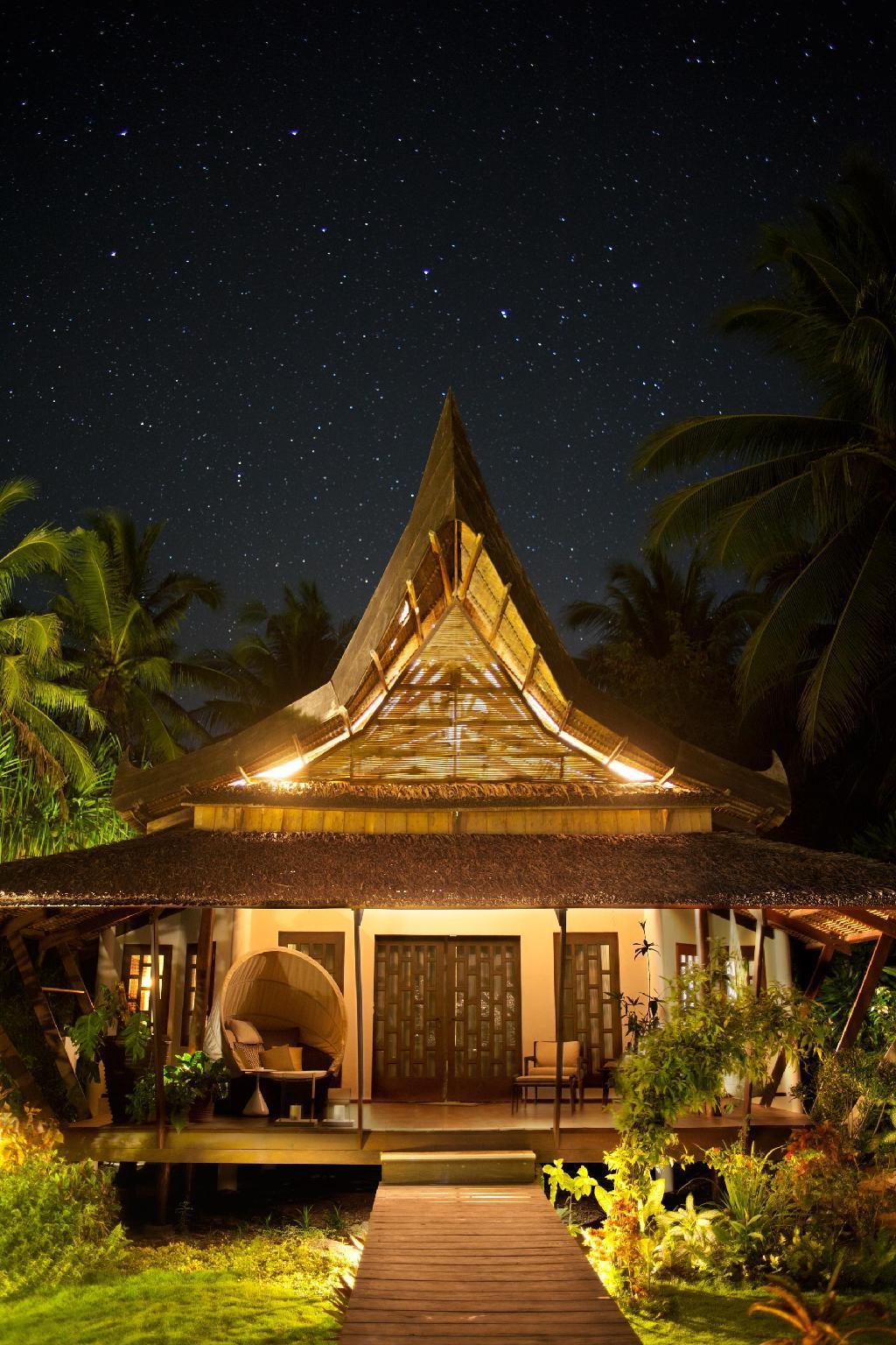 Dedon Island Resort, General Luna