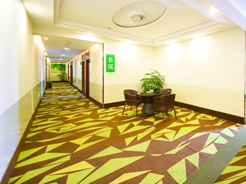 GreenTree Inn Shanghai National Convention Center Beiqing Road Fengzhong Road Shell Hotel, Shanghai