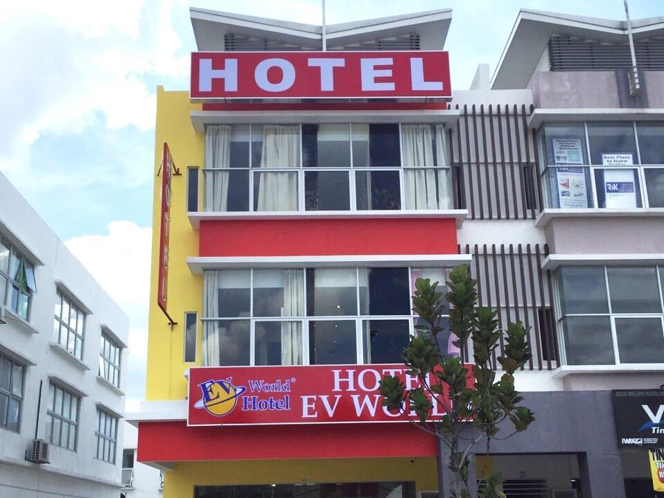 EV World Hotel Kajang, Hulu Langat