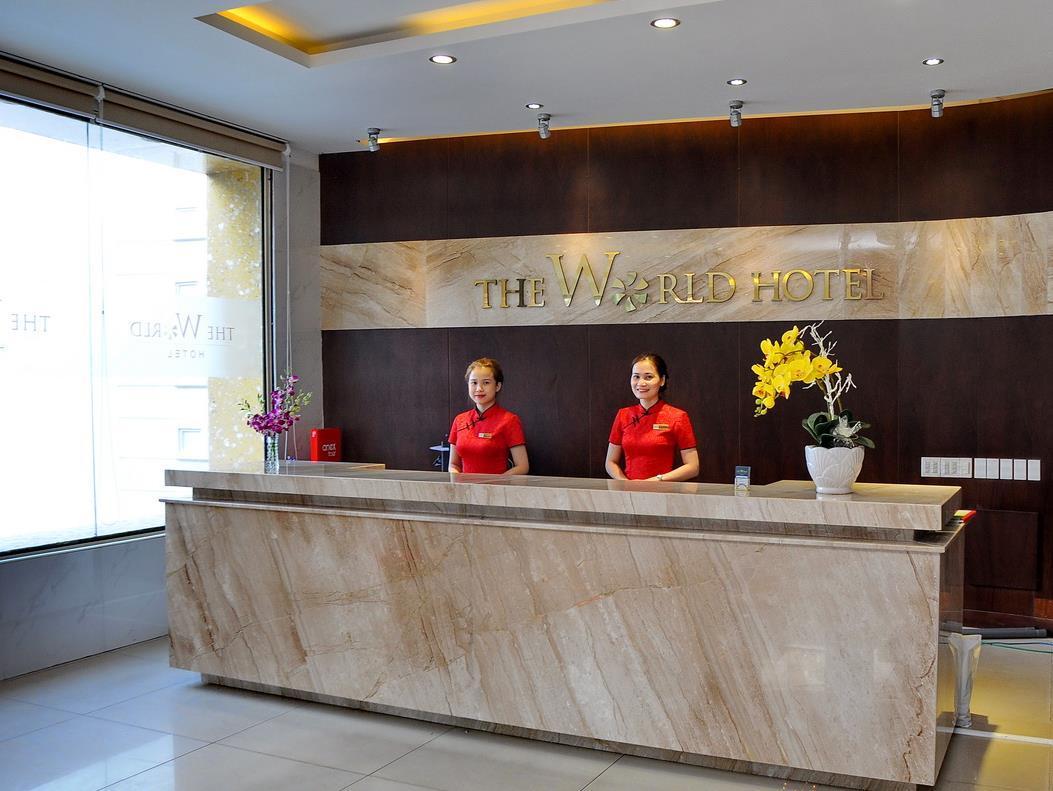 Khách Sạn Thế Giới Nha Trang (The World Hotel)