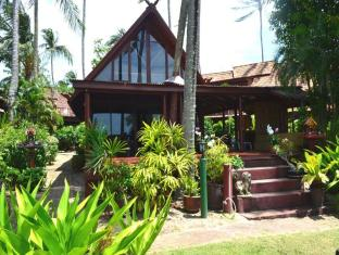 Green Coconut 2 Bedroom Beach Front Villa A2 - Koh Samui