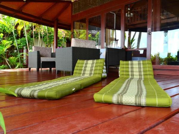 Green Coconut 2 Bedroom Beach Front Villa A4 Koh Samui