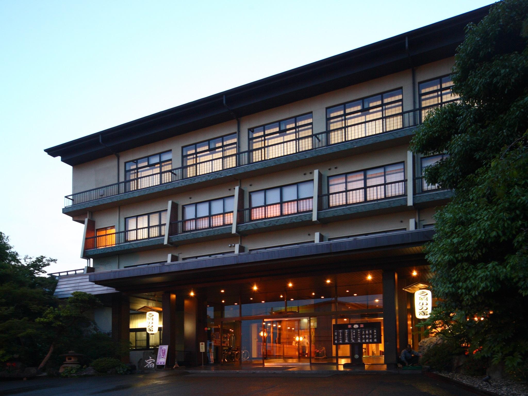 Taisenkaku Ryokan, Ukiha