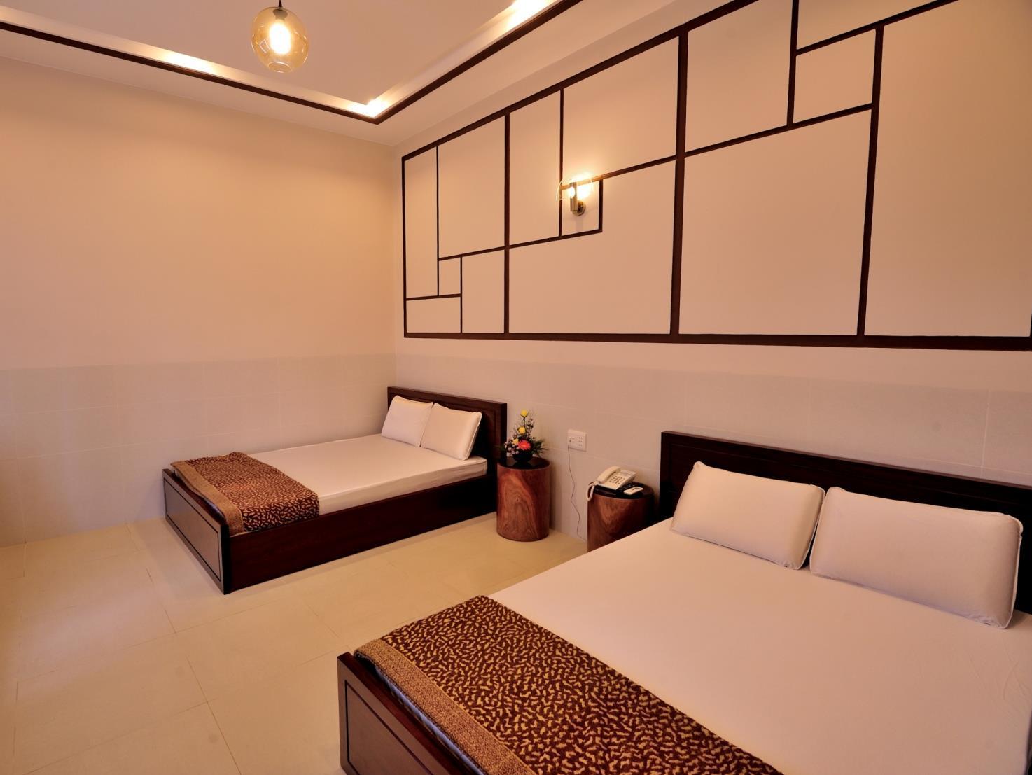 Dong Xanh Hotel, Chau Doc