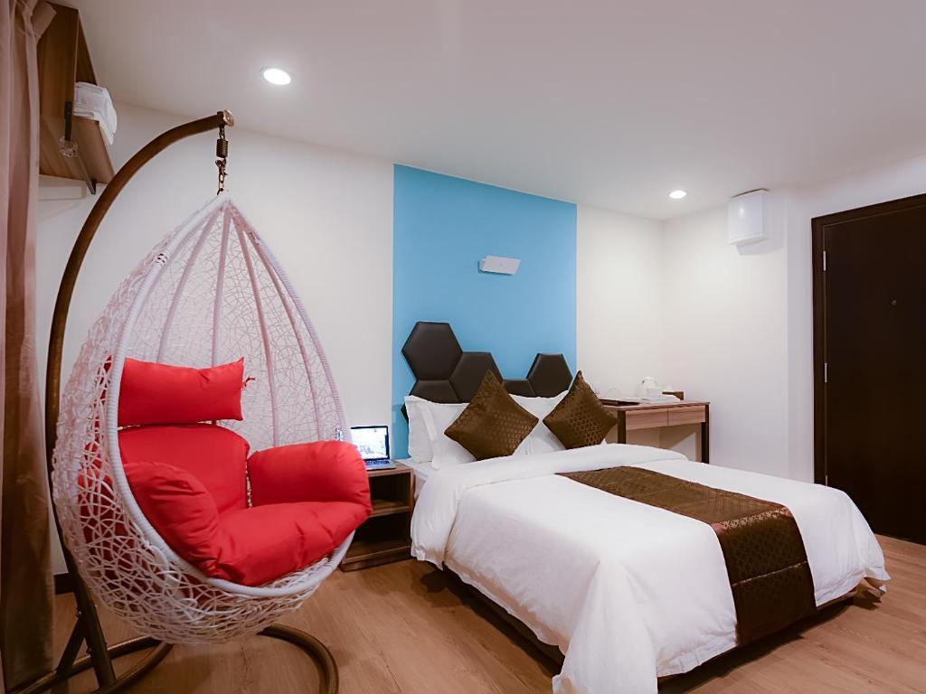 Hotel bajet murah di Kuching: Memoire Hornbill Hotel di Kuching