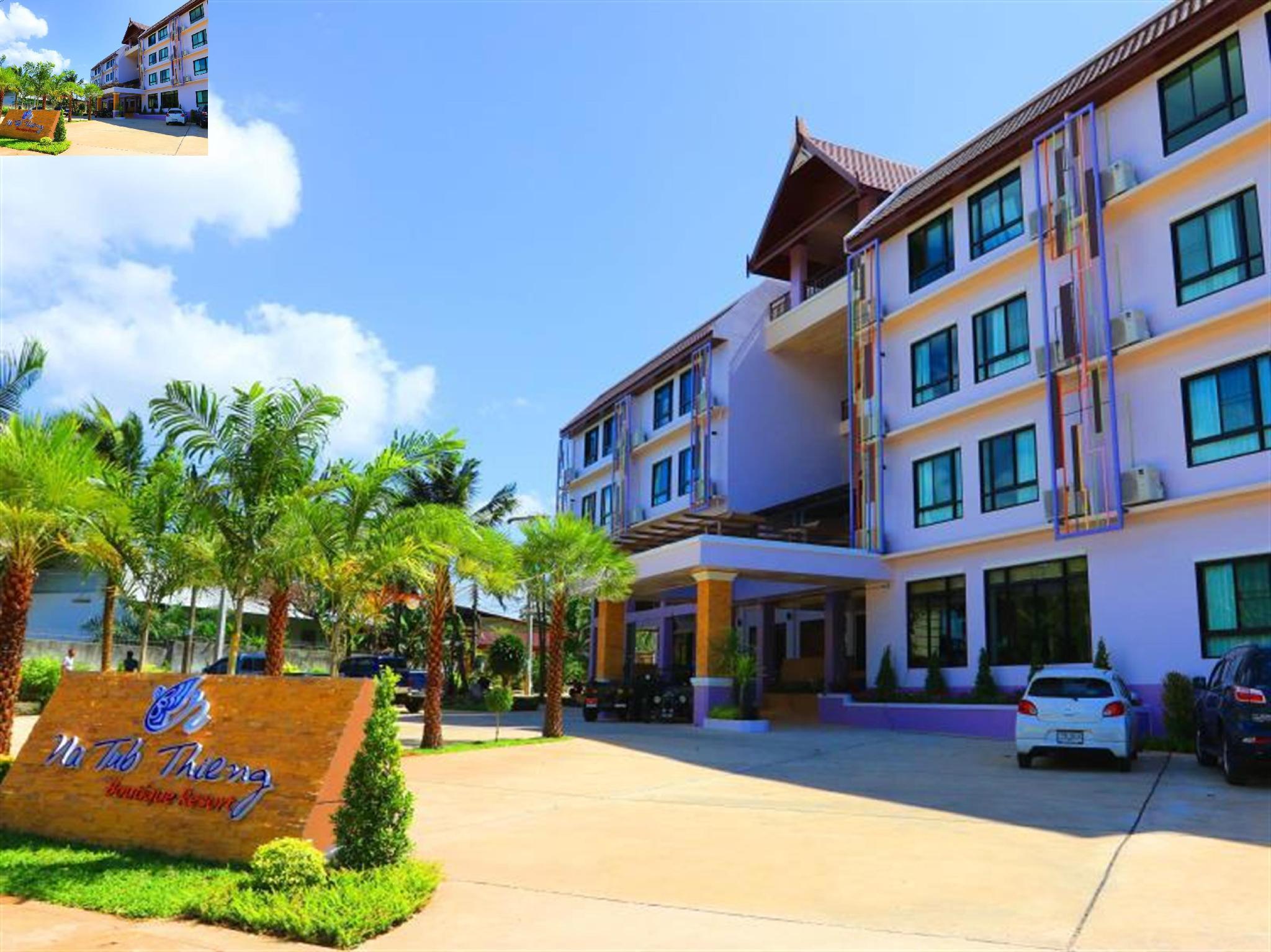 Na Tubthieng Boutique Resort Trang, Muang Trang