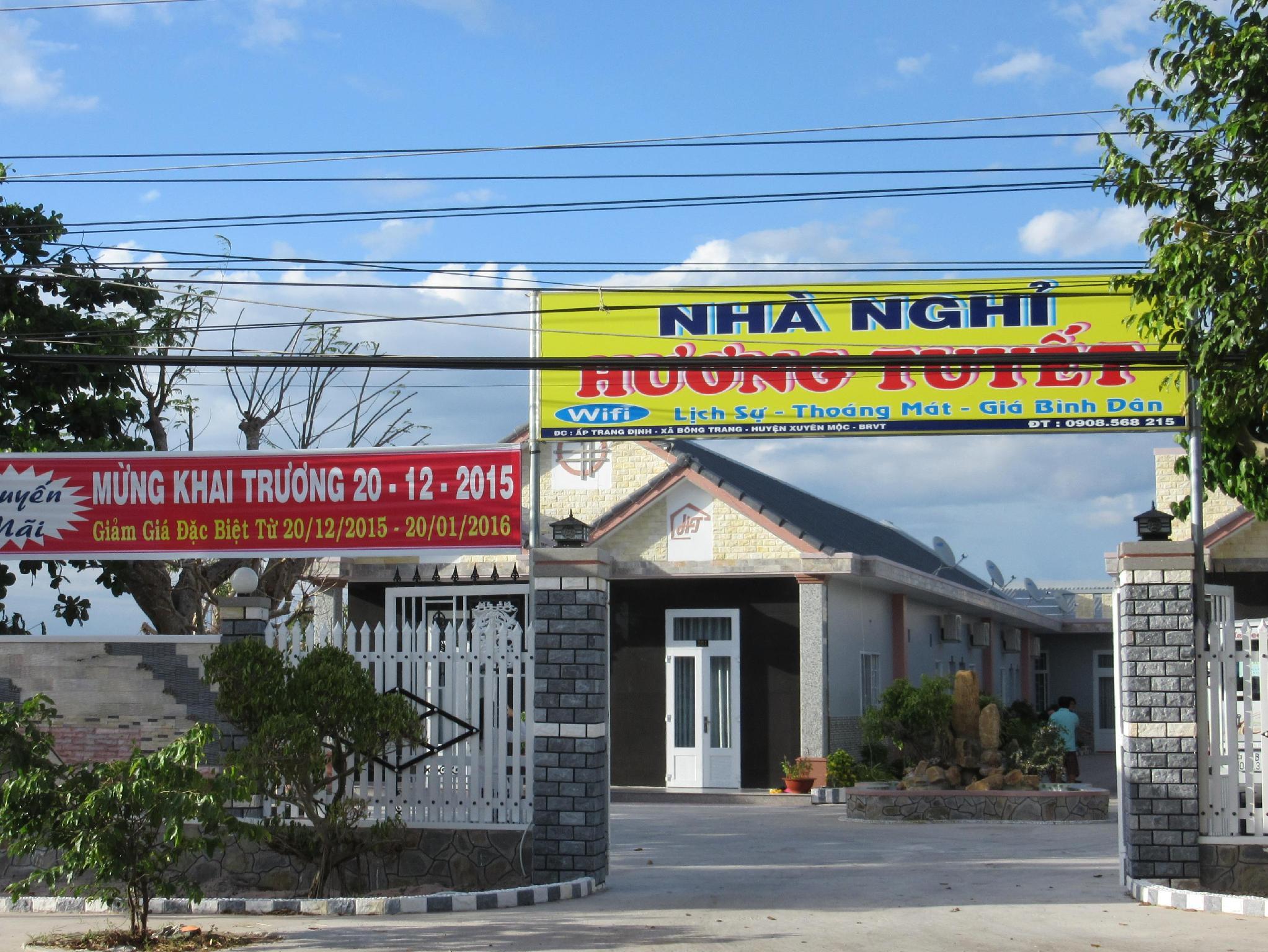 Huong Tuyet Motel, Xuyên Mộc