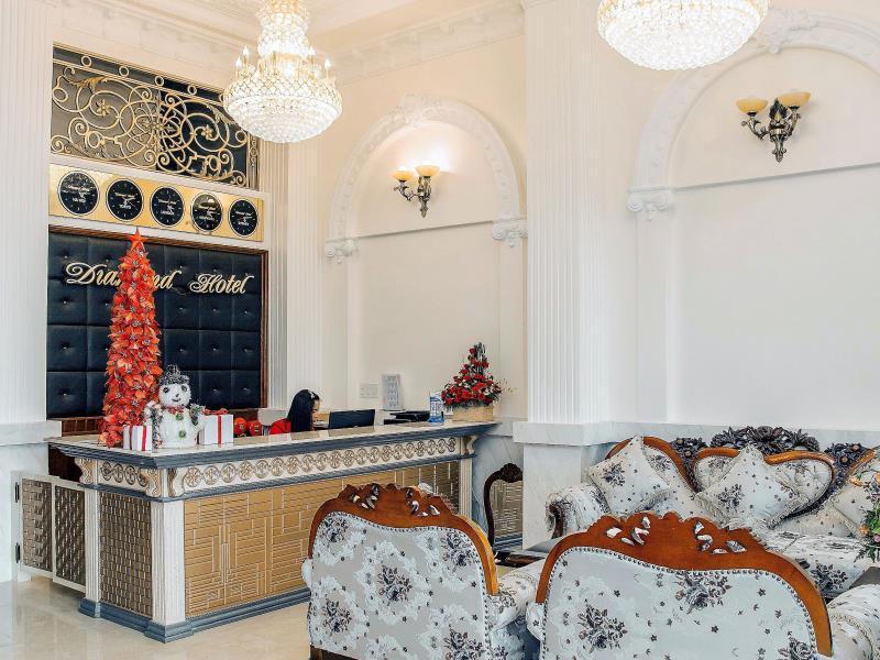 Khách sạn Diamond Đà Lạt