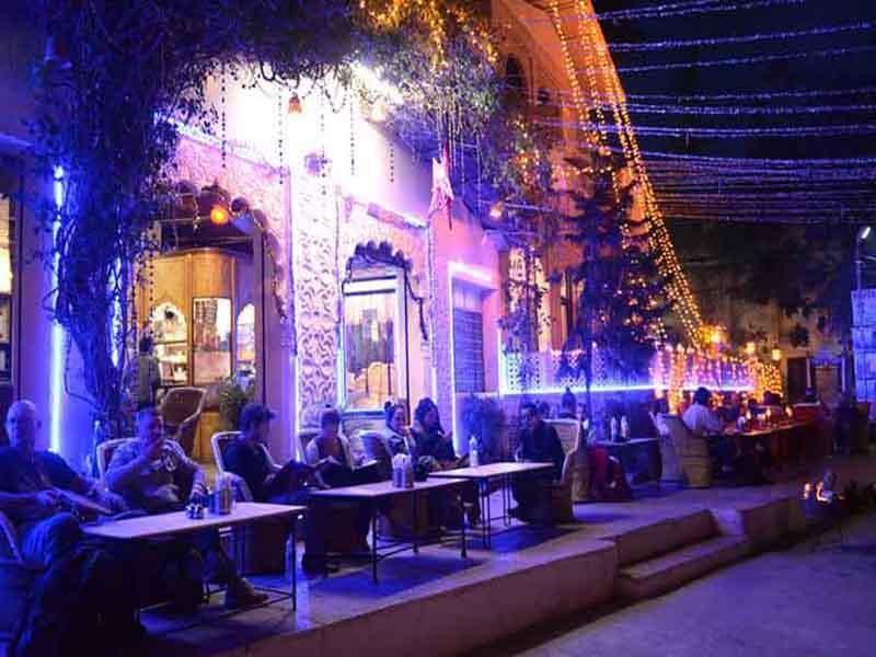 Hotel Sun Set Cafe, Ajmer