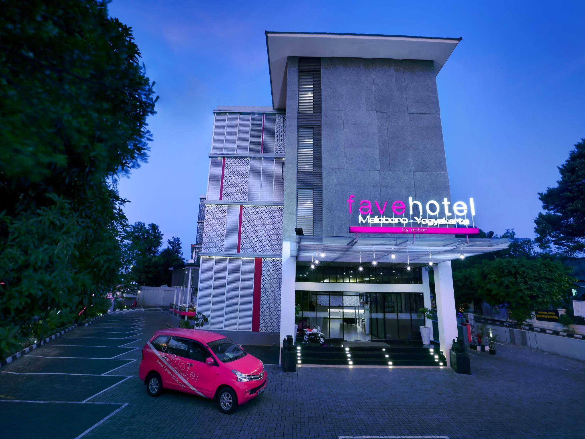 Favehotel Malioboro Yogyakarta (Formerly Favehotel Kotabaru Yogyakarta)