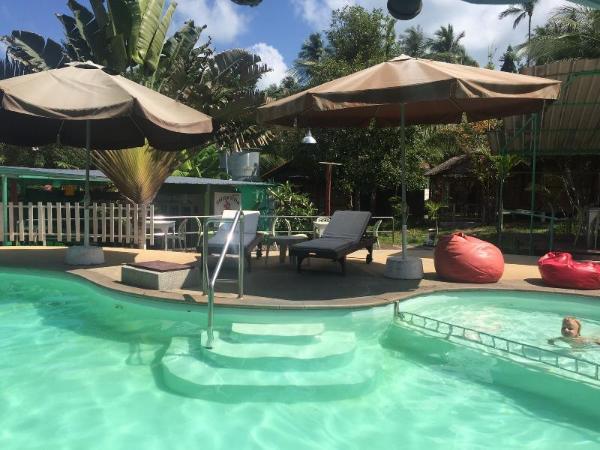 Bamboo Tropical Lounge Hotel Koh Samui