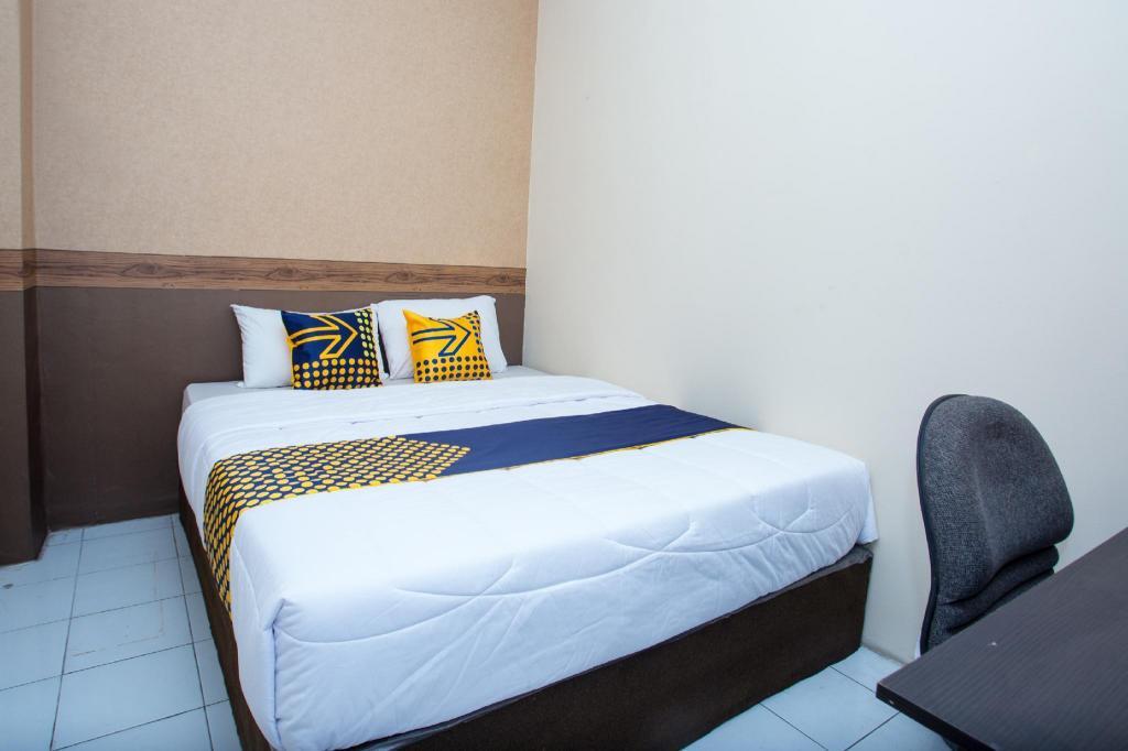Kamar penginapan di SPOT ON 2589 Marina Residence