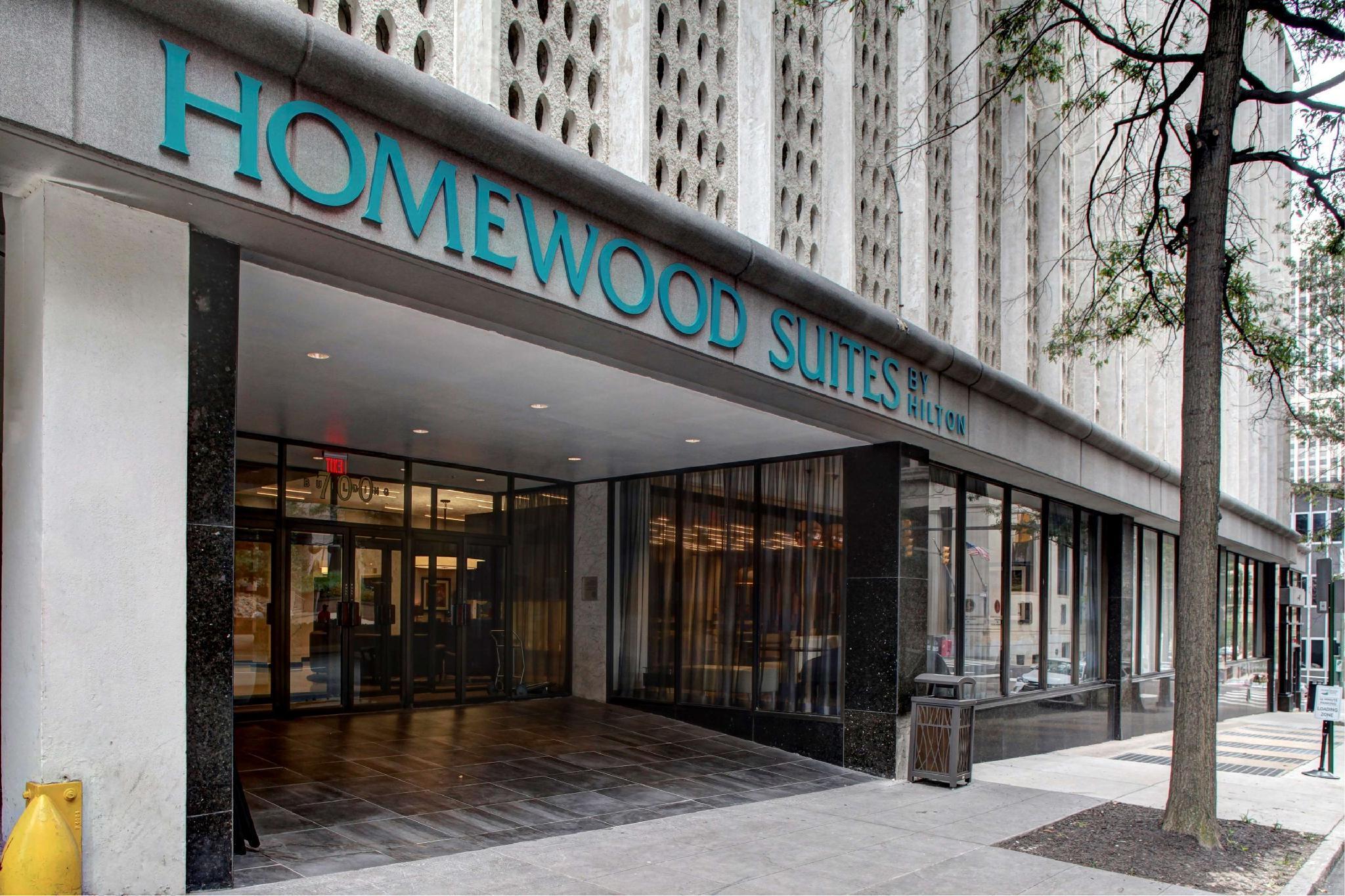 Homewood Suites by Hilton Richmond - Downtown, Richmond