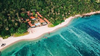 Adang Island Resort