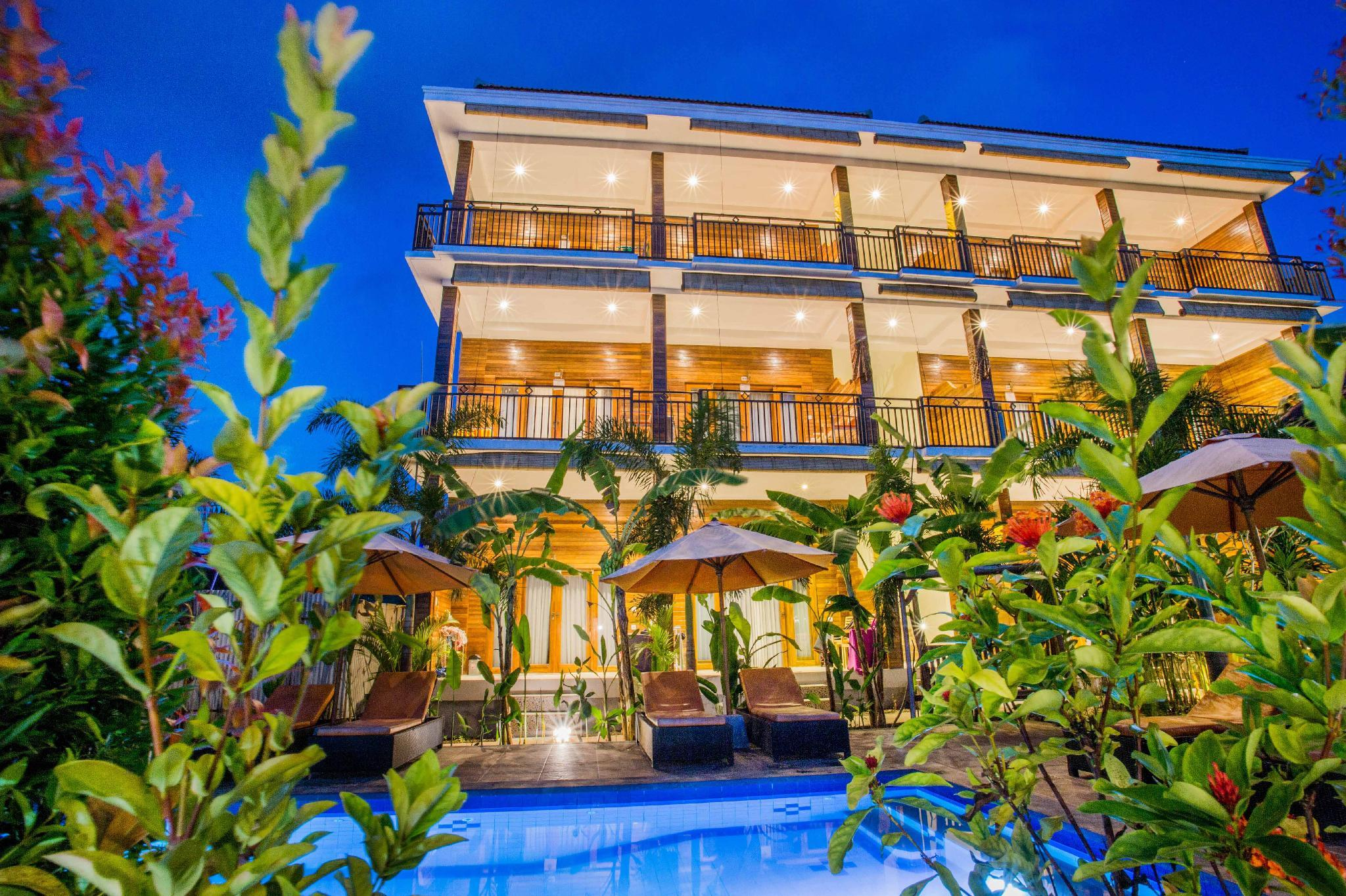 Dinatah Lembongan Villas, Klungkung