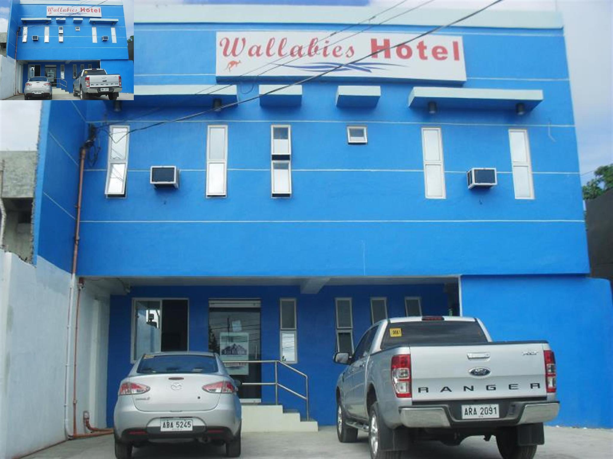 Wallabies Hotel, Roxas City