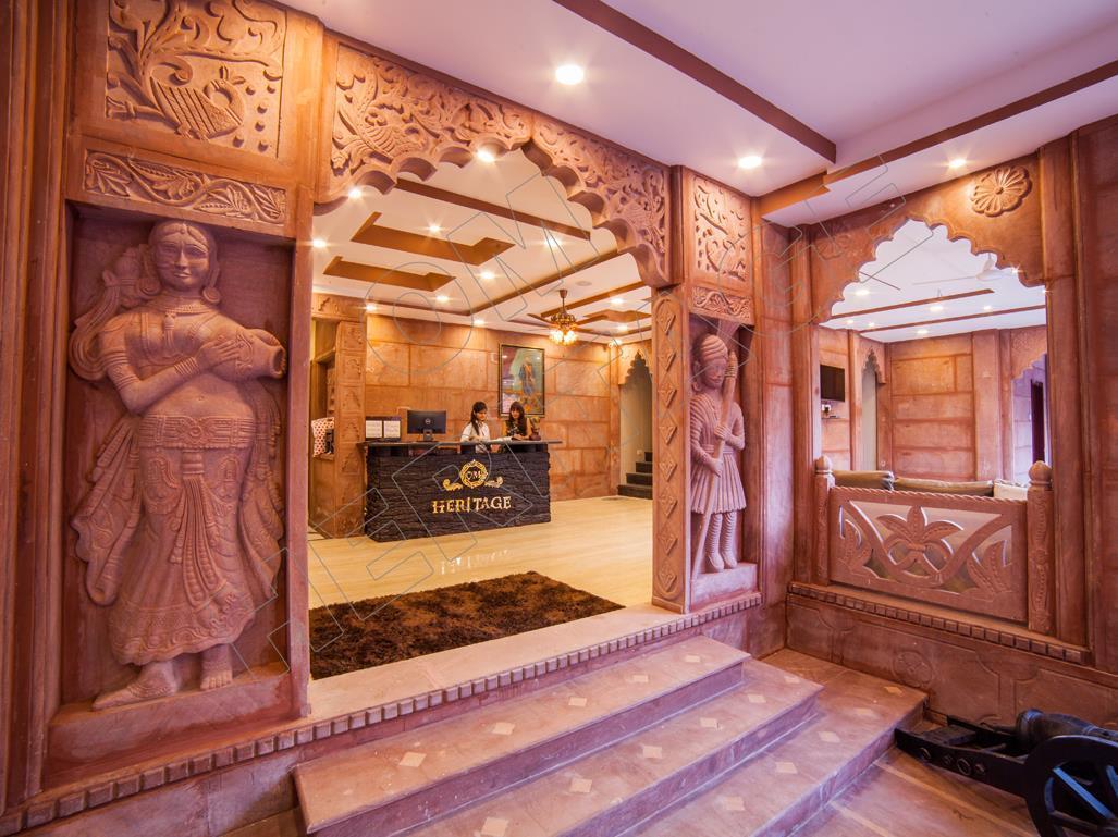 Om Heritage Hotel, Jodhpur
