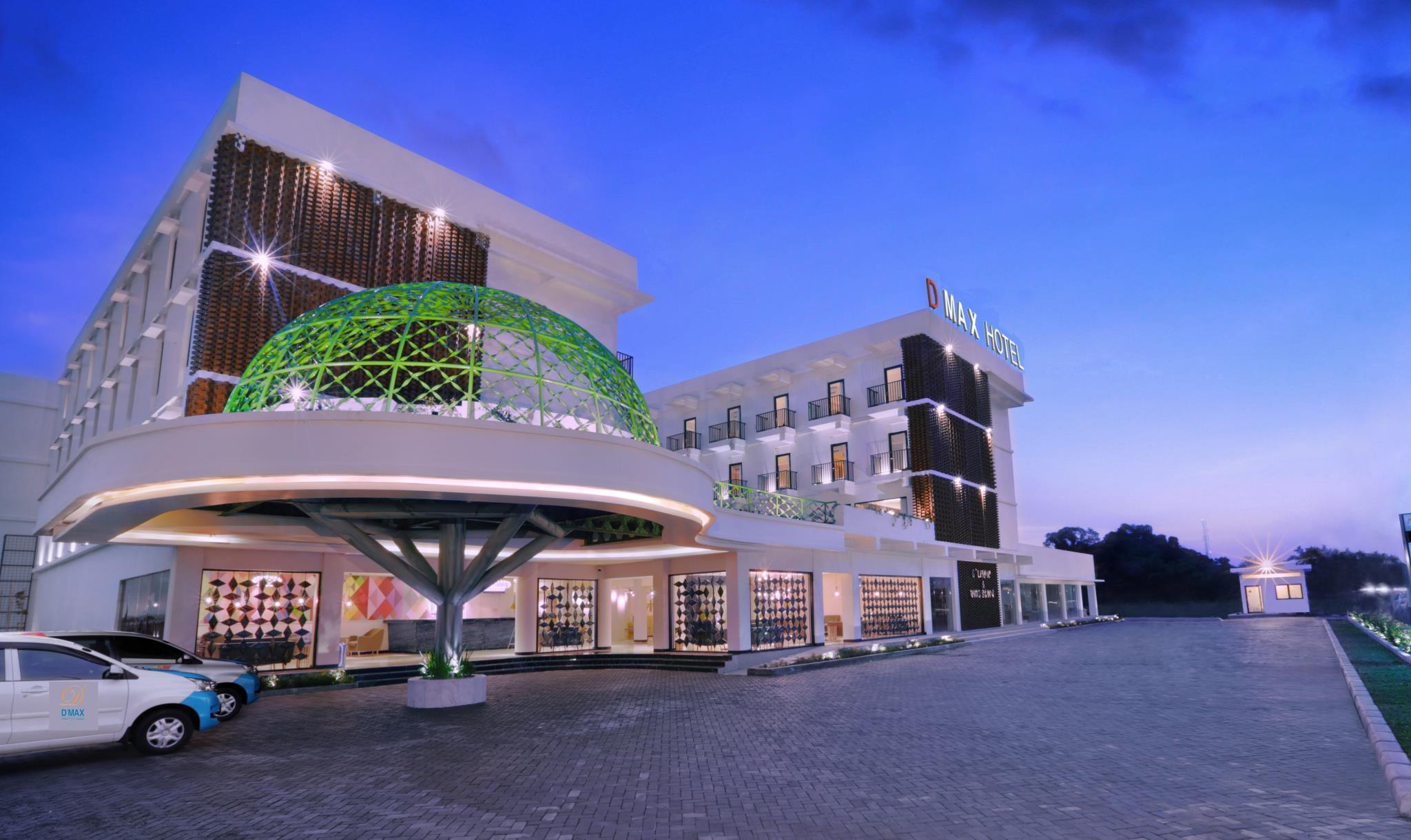 D Max Hotel & Convention Lombok (formerly Zmax D Hotel Praya Lombok)