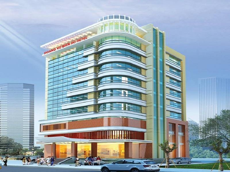 Hoang Vu Bien Ho Hotel, Pleiku
