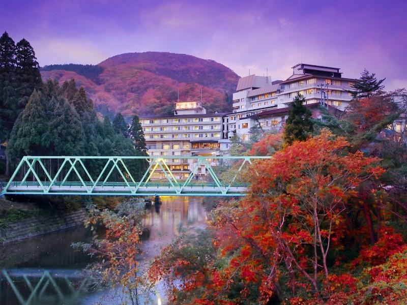 Hotel Shidotaira, Hanamaki