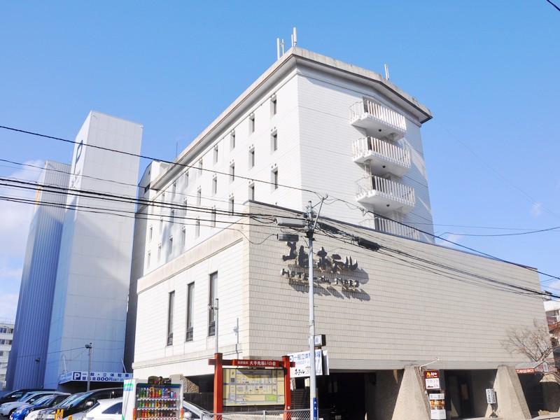 Kita Hotel (Hotel du Nord), Morioka
