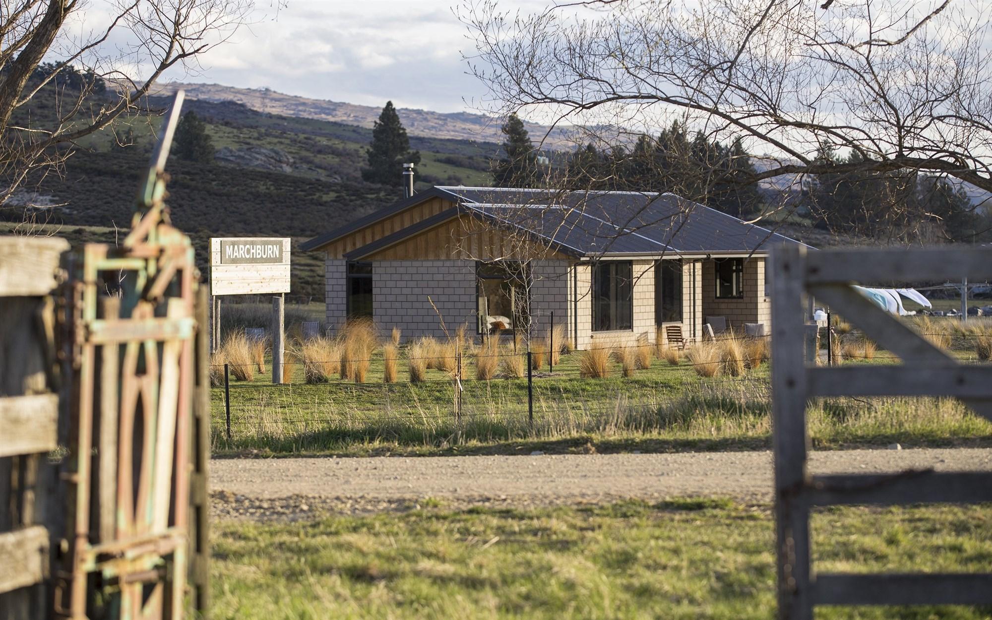 Marchburn Country Lodge, Central Otago