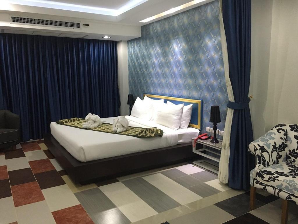 GLOW プラトゥナムホテルと同グレードのホテル2