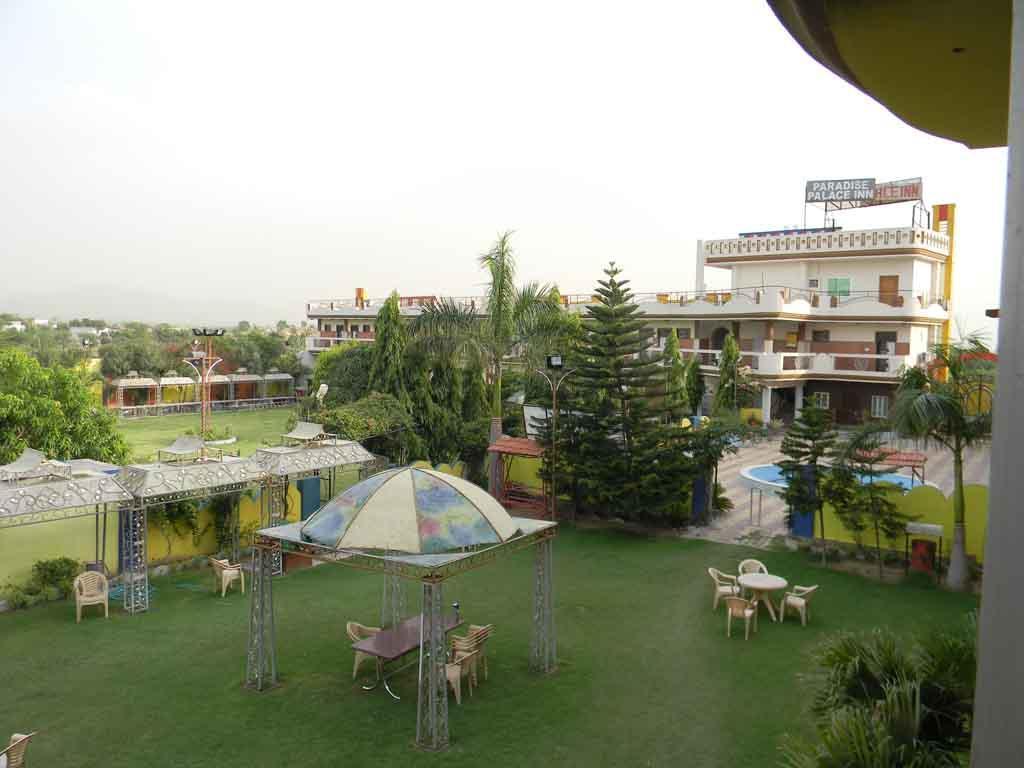 The Royal Paradise Resort & Salt Yard
