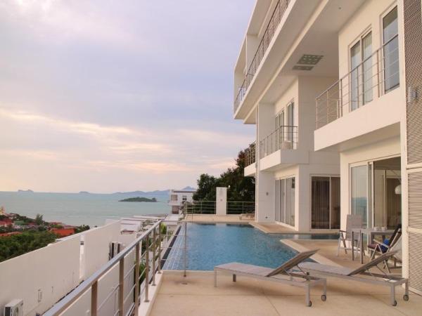 Dasiri Unique Seaview Duplex Bo Phut Koh Samui