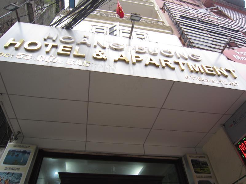 Hoang Duong Hotel - 115 NTT, Ba Đình