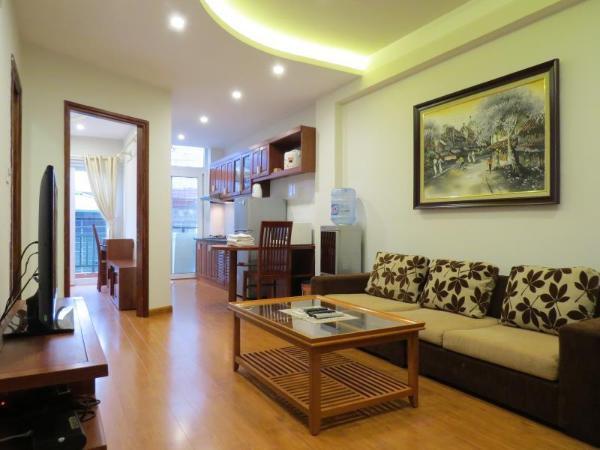 Palmo Hotel & Apartment 2 Hanoi