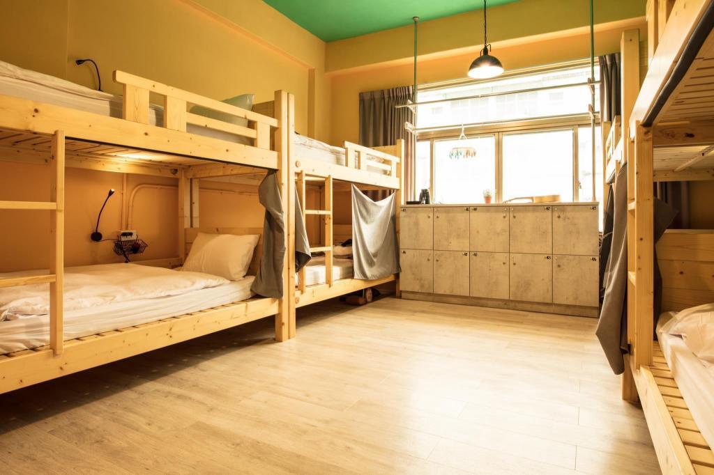 【按床位計價】10人女生宿舍