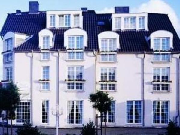 Hotel Friesenhof Hamburg