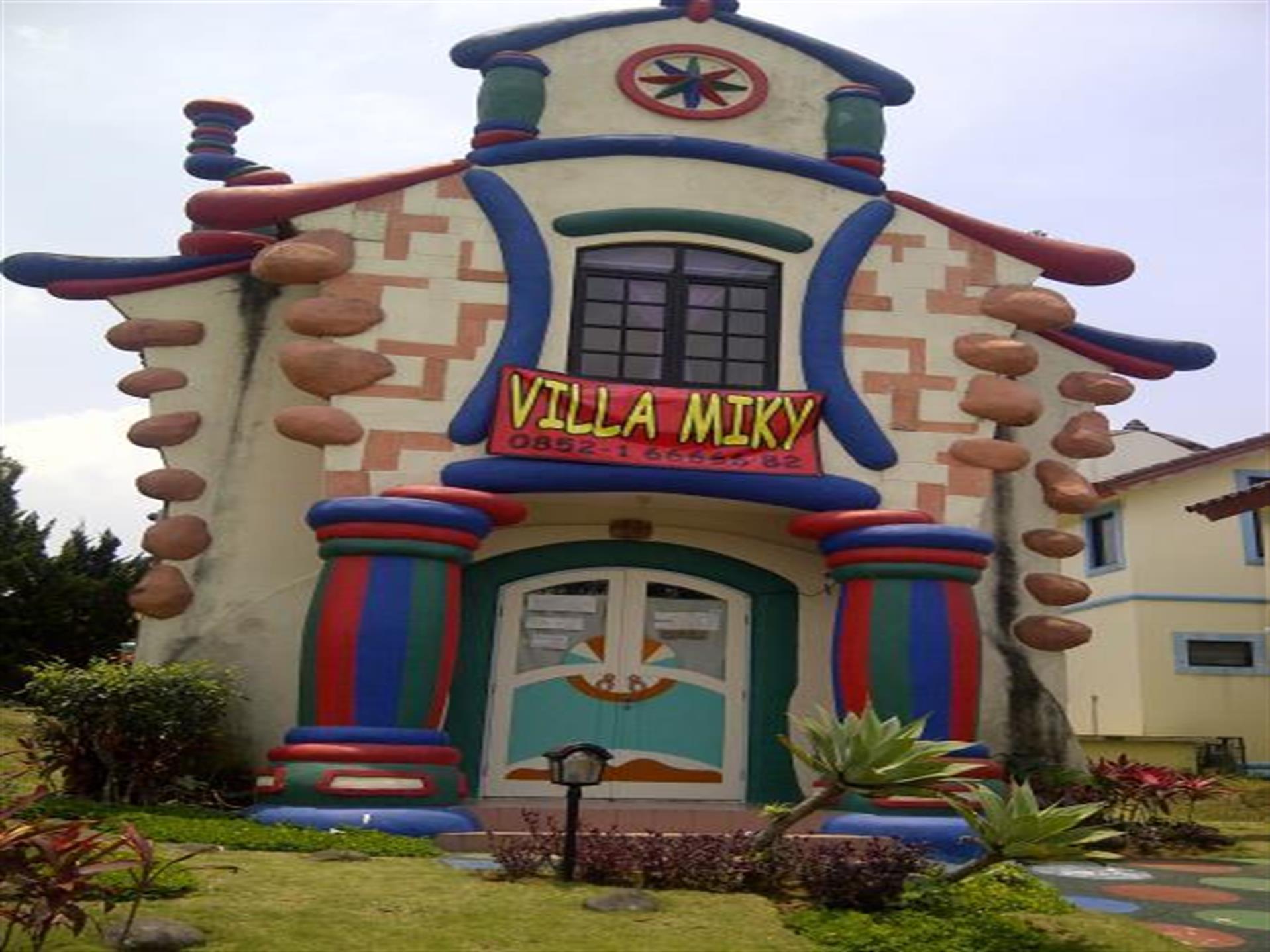 Villa Miky At Kota Bunga Puncak, Cianjur