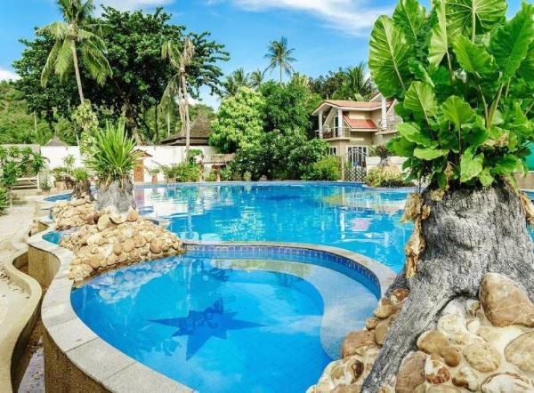 3 Bedroom Villa on Beach Front (TG40) Koh Samui