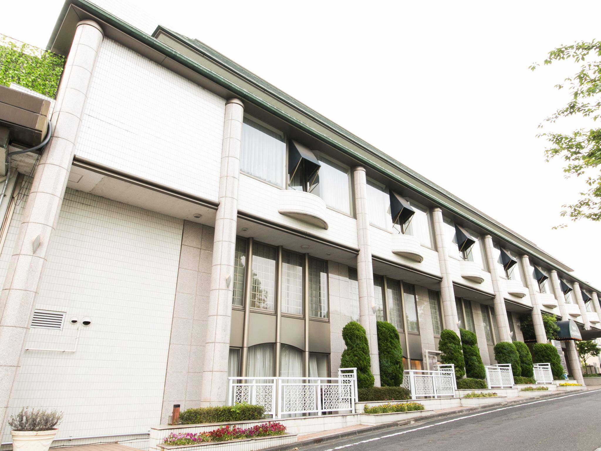 Hotel Crystal Palace, Hitachinaka