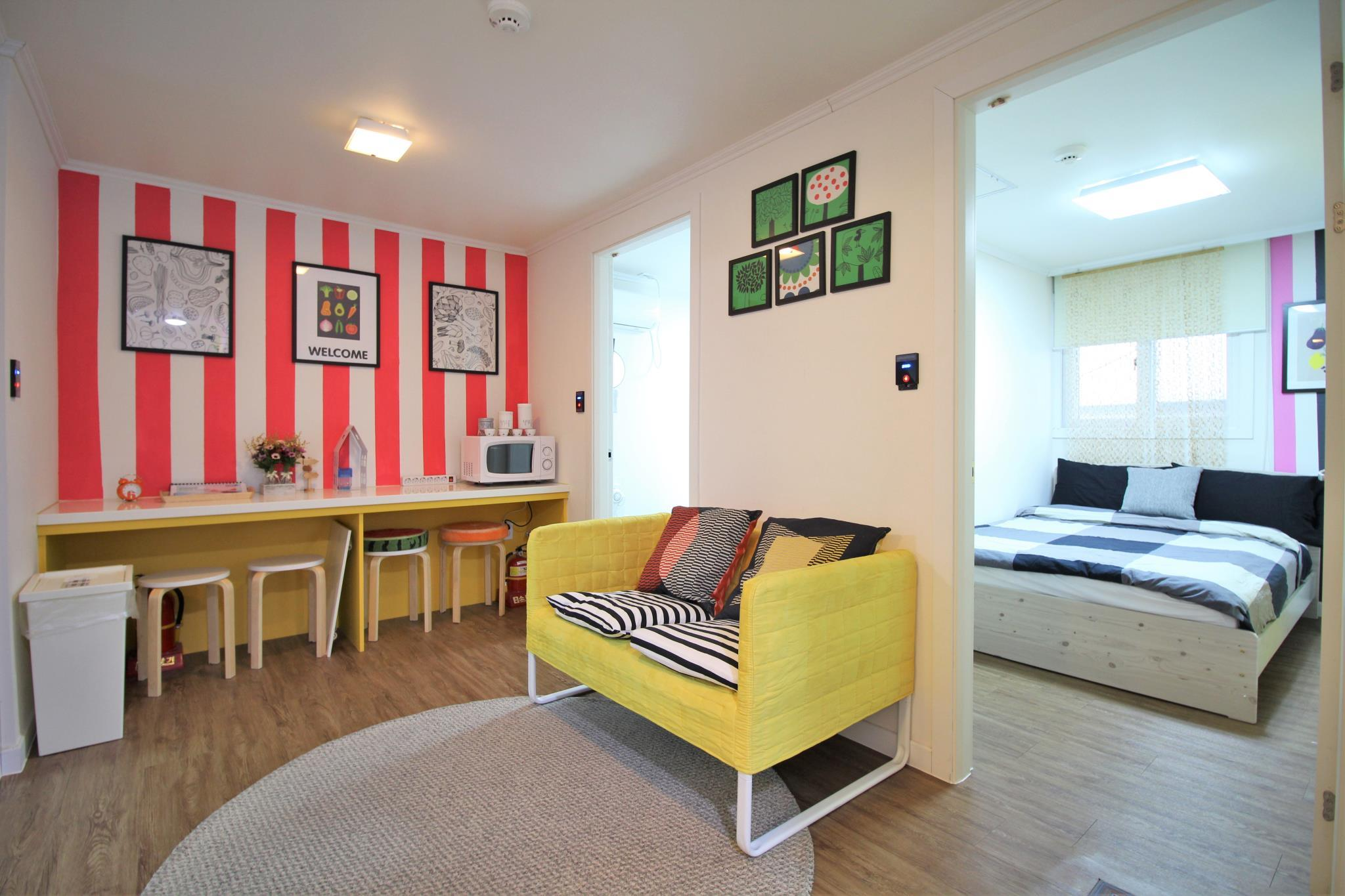 Njoy Guest House Foreign Only, Jongro